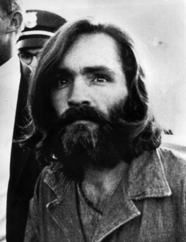 Charles Manson é preso em 1969