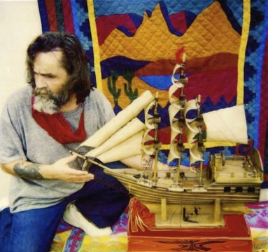 Charles Manson e o Barco de ATWA